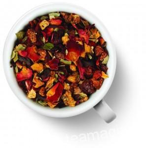 Чайный напиток Gutenberg Клубника со сливками