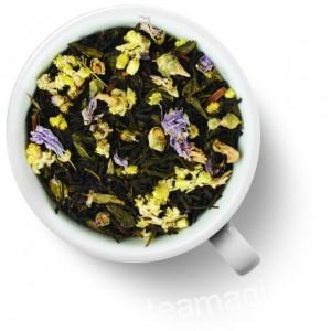 Чай Gutenberg ароматизированный зеленый с черным Князь Багратион