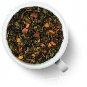 Чай Gutenberg зеленый ароматизированный Бейлис