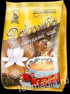 Джомба, калмыцкий чай
